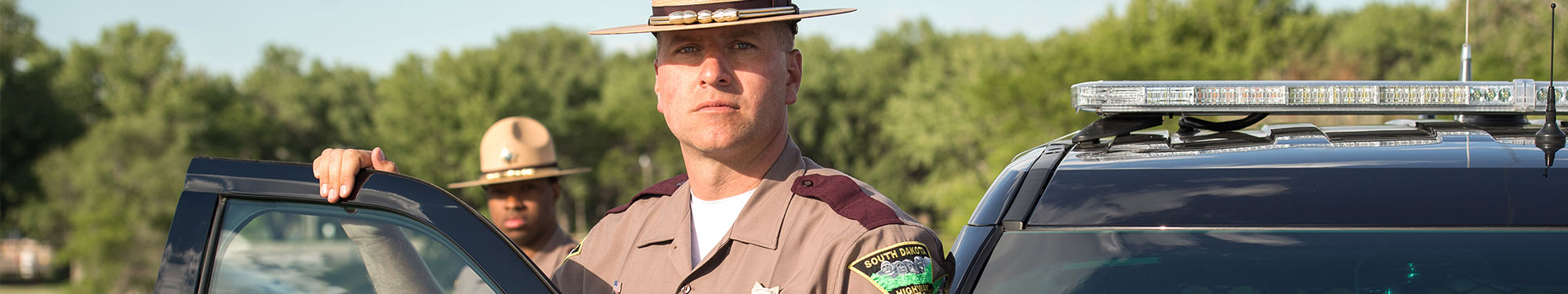 Highway Patrol Squad Map | SD DPS